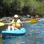 Yaiza the whitewater queen
