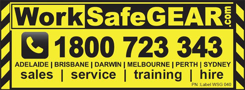 WorkSafe Gear 1800 723 343