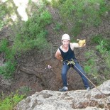 Brent Gives Abseiling The Thumbs Up